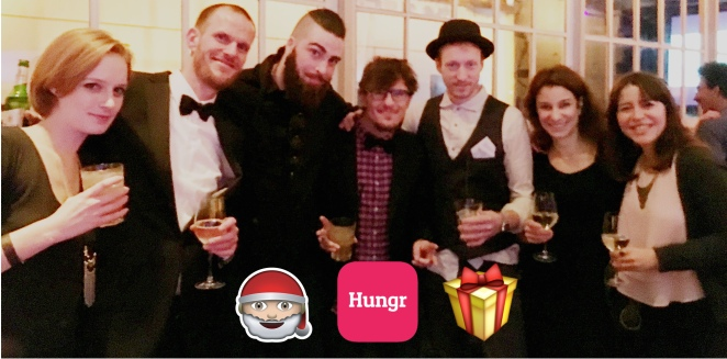 Hungr Christams_All Team